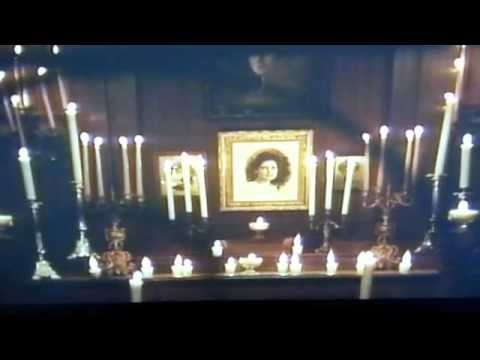 Chapel Scene from Truffaut\'s Le Chambre Verte (The Green Room)