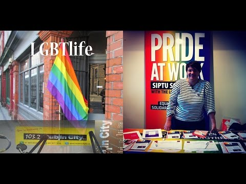 LGBTlife - Rachel Mathews-McKay LGBT + Trade Unions.