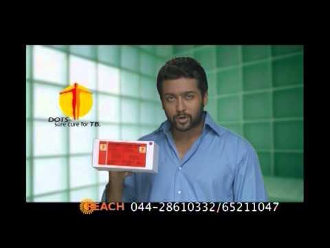Actor Suriya speaks up to Stop TB!