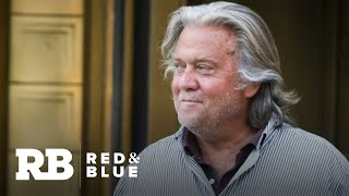 House committee recommends charging Steve Bannon with criminal contempt