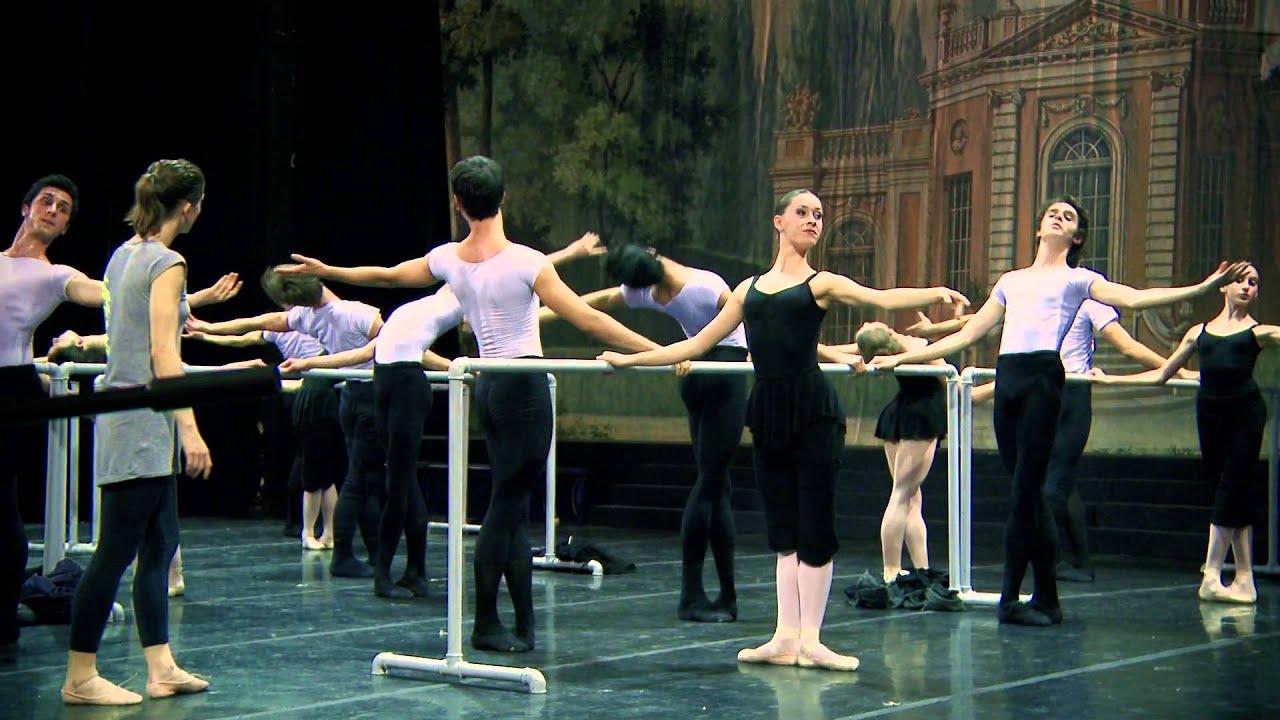 principal dancers of new york city ballet stars master class a roma