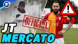 OFFICIEL : Nkoudou à Monaco, Mitroglou quitte l'OM | Journal du Mercato édition de 19h