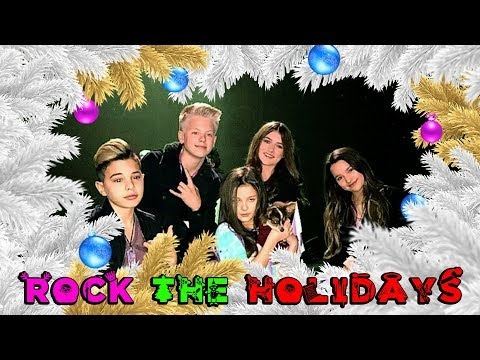 ROCK THE HOLIDAYS: VLOG AND PERFORMANCES 🎄