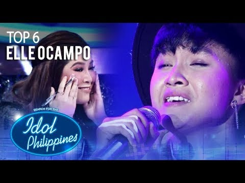 "Elle Ocampo performs ""Sana Maulit Muli""   Live Round   Idol Philippines 2019"