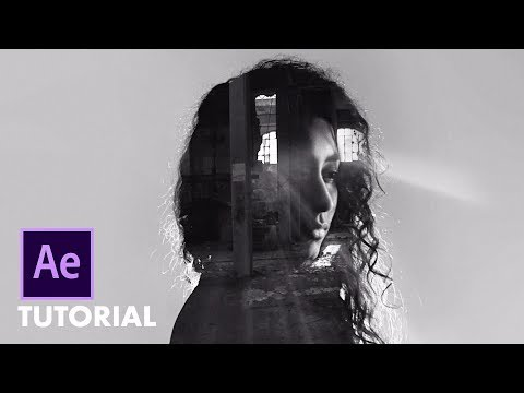 Double Exposure For Video - After Effects Tutorial