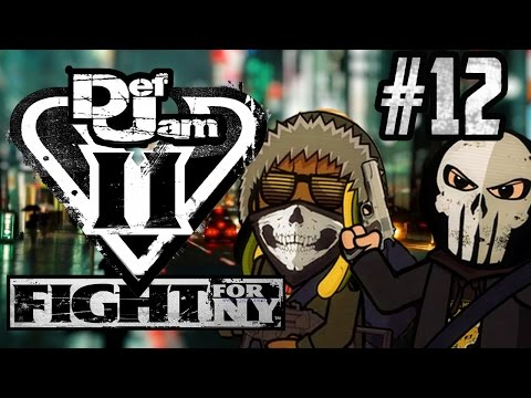 Cryme Tyme LP - Def Jam Fight For NY (Part 12)