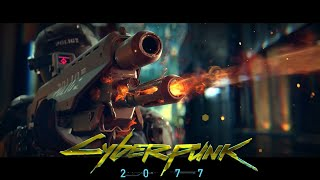 Cyberpunk 2077 Official Gameplay Demo_ Vehicle Combat 2018