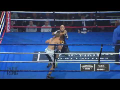 """Winston """"The Punisher"""" Matthews on Rogers TV's In the Ring Show"""