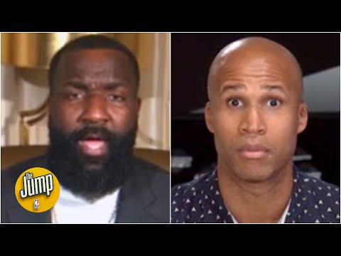 Kendrick Perkins demands the Clippers change their bench | The Jump