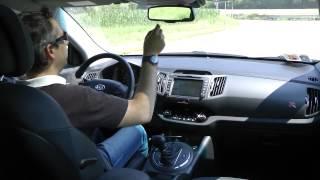 Kia Sportage R Test Drive da HDmagazine.it