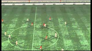 [PES2011] South Korea Goal Collection by marthchyld