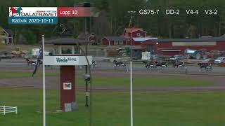 Vidéo de la course PMU PRIX DALATRAVETS STAYERSERIE AVD 8