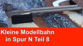 # Modelleisenbahn Brücke selber bauen