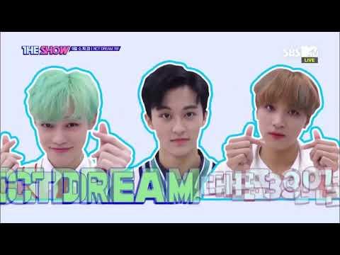[CC ENG SUB] NCT Dream Mini Game The Show 1&2 (180911)