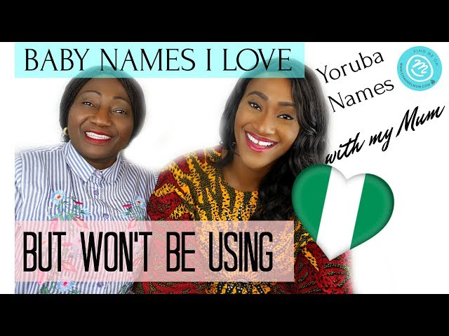 Unique Yoruba names and their meanings ▷ Legit ng