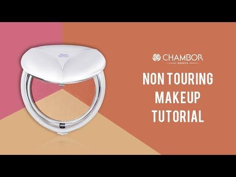 Chambor's Non Touring Makeup Tutorial