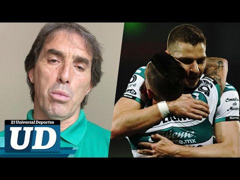 ¿Cómo vive Guillermo Almada y los jugadores de Santos la cuarentena?