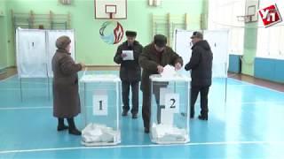 Ульяновцы голосуют сами и приглашают всех на выборы