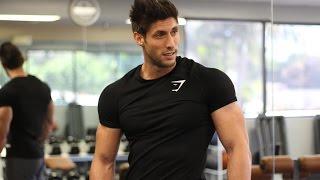 Men's Physique Diet with Jaret Campisi thumbnail