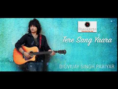 Motion Poster (Digvijay Singh Pariyar) TERE SANG YAARA COVER