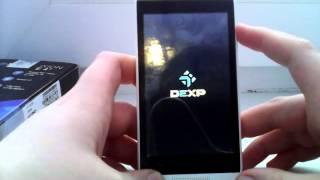 """Обзор китайского телефона DEXP IXION E 4"""""""