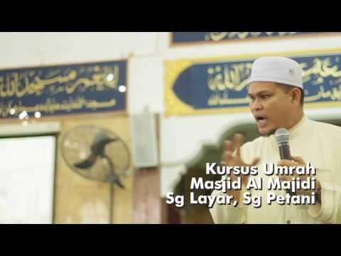 Ustaz Abdullah Khairi : Pohon Tamar Pun Sayang Nabi S.A.W..