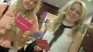 blo loves Young Women in Business & beyond pink [2009 edition]