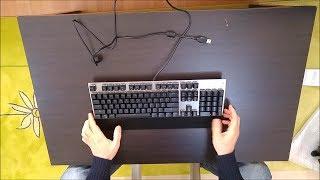MOTOSPEED CK108 Mekanik Klavye Kutu Açılımı (Unboxing)