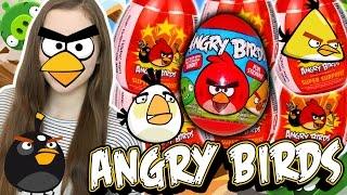 12 JAJKO NIESPODZIANKA ANGRY BIRDS I POWRÓT DO DZIECIŃSTWA #7