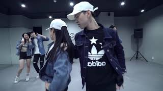 The Chainsmokers - Closer ft. Halsey / Choreography . AD LIB mirrored