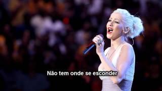 Christina Aguilera - Sing For me(Legendado - Traduçao)