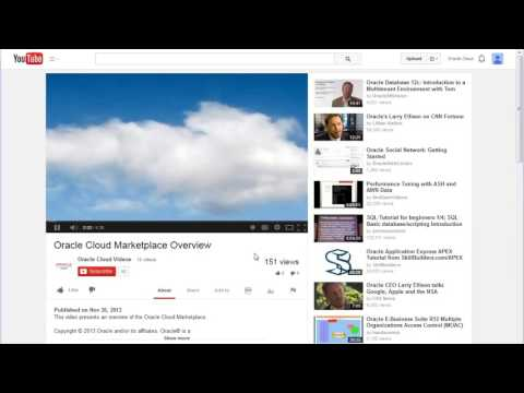Create an app listing with Oracle Cloud Marketplace Partner Portal