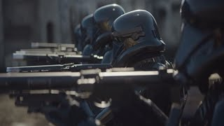 All Scenes Death Troopers: The Mandalorian