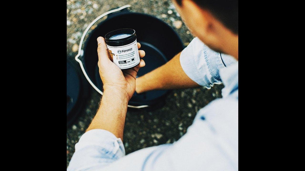 Como tratar una olla de hierro fundido horno holand s for Horno de hierro fundido