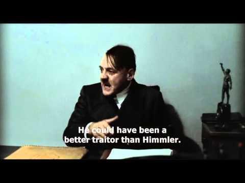 Hitler is informed Reinhard Heydrich has been killed