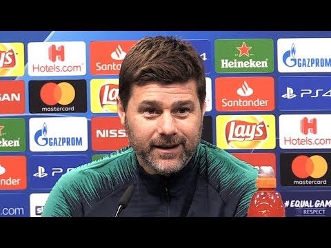 Borussia Dortmund 0-1 Tottenham (Agg 0-4) - Mauricio Pochettino Post Match Press Conference