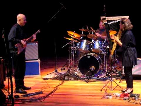 Elliott Sharp- CARBON-(3)--April 1, 2010--Groningen-Grand Theatre--