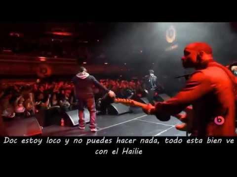 Eminem, Dr. Dre, Kon Artis | Sub Español | The Beats Music Event 2014