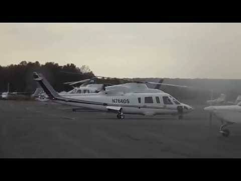 Spotting at Princeton Airport (39N) In New Jersey With Cessna 172 Cockpit View