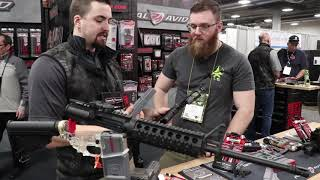AR Builds Made Easy - Real Avid SHOT Show 2018