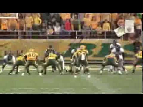 12.14.13 FCS Quarterfinals - NDSU Bison vs Coastal Carolina Chanticleers