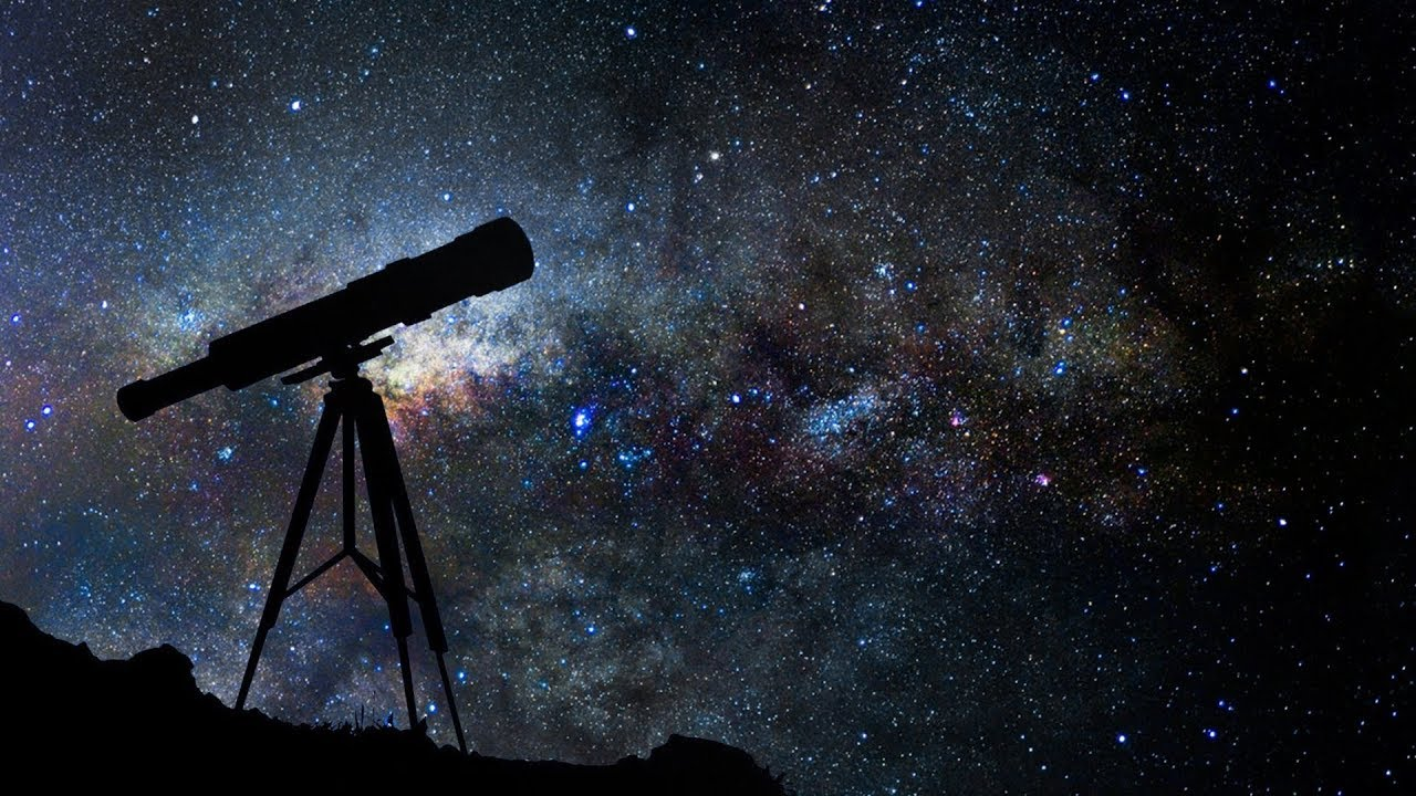 Download Observing Universe from The Largest Telescope on Earth #Advexon
