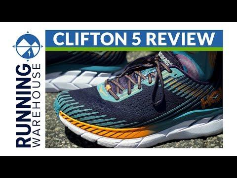hoka-one-one-clifton-5-running-shoe-review