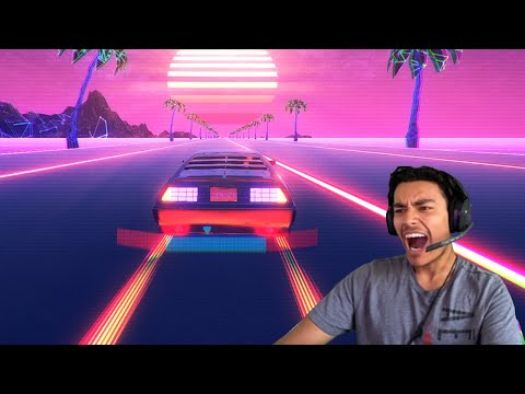This Drifting game is Insane 90's OUTDRIVE |