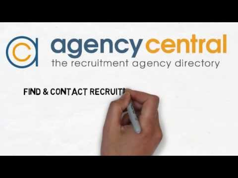 Candidates using recruitment agencies