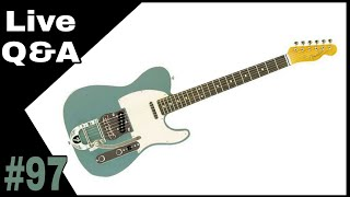Gretsch Sold Bigsby To Fender & Reviewing Tyler Larson