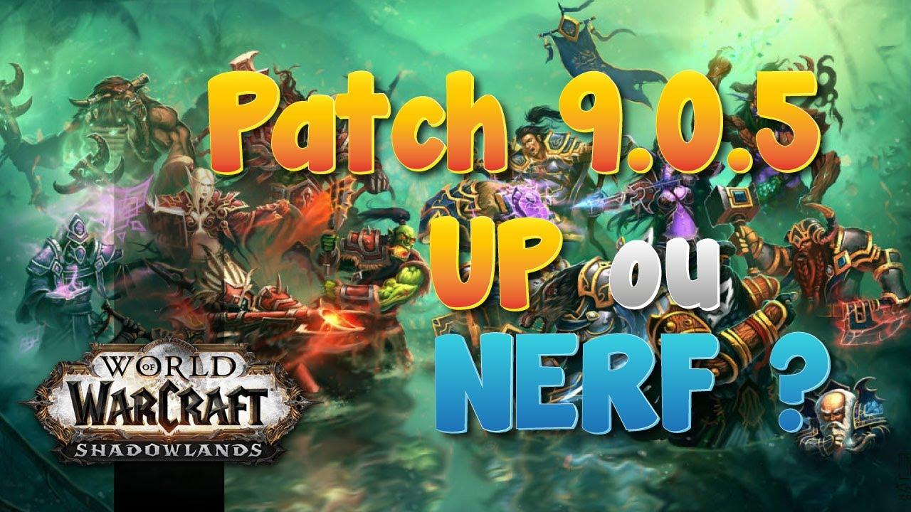 Le futur des classes au prochain patch 9.0.5 sur World of Warcraft