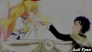Грустный аниме клип - Любовь осталась в пустой квартире...(Совместно с Loli Tyan)