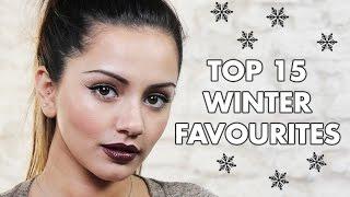 15 Everyday WINTER Skincare, Makeup + Fashion FAVOURITES | Kaushal Beauty + Sonya Esman Compilation