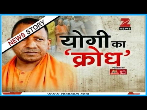Yogi Adityanath takes broom to streets after UP's poor performance in Swachh Bharat survey